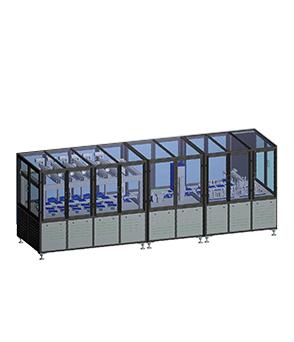 晶硅电池终品分选仪