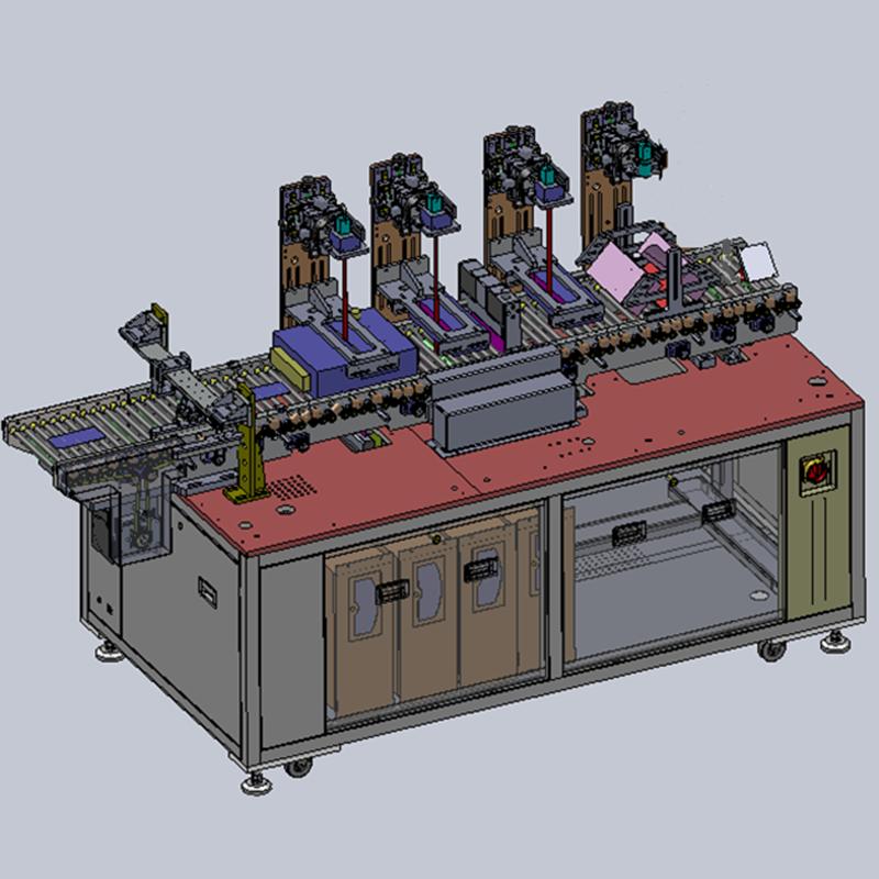 丝印CG检测方案